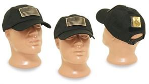 Кепка бейсболка Operator Tactical Black