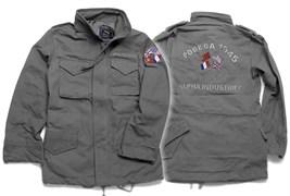 Куртка M-65 Pobeda Gray