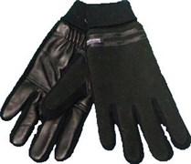 Перчатки утепленные Mutka флис/кожа Thinsulate