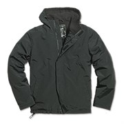 Куртка Windbreaker Zipper Black