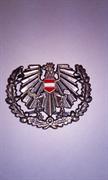 Эмблема на берет Австрия