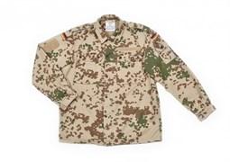 Куртка полевая Bundeswehr Tropentarn б/у