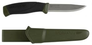 Нож туристический Mora Companion MG из углеродистой стали