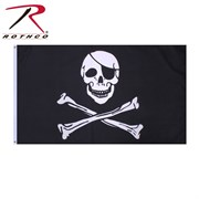 Флаг Jolly Roger