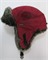 Шапка-ушанка NordKapp Pels MX Red - фото 14526