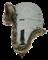 Шапка-ушанка NordKapp Badger MX Light Grey - фото 22268